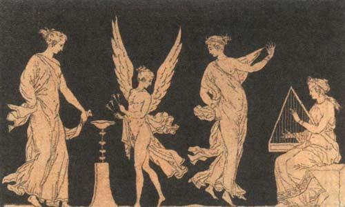 Театр и музыка античности реферат 8735